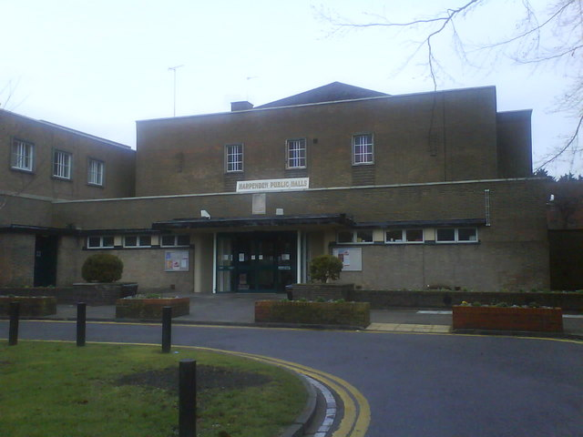 Public Hall                         Harpenden