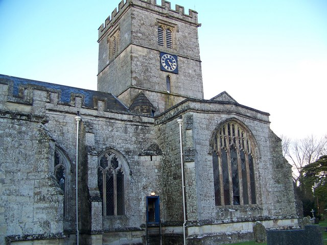 All Saints Church, Broad Chalke