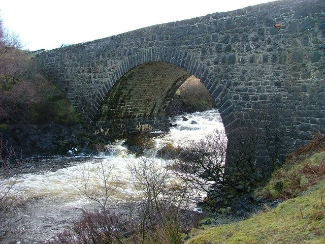 Bridge on the Varragill River