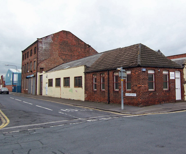 Reform Street, Hull