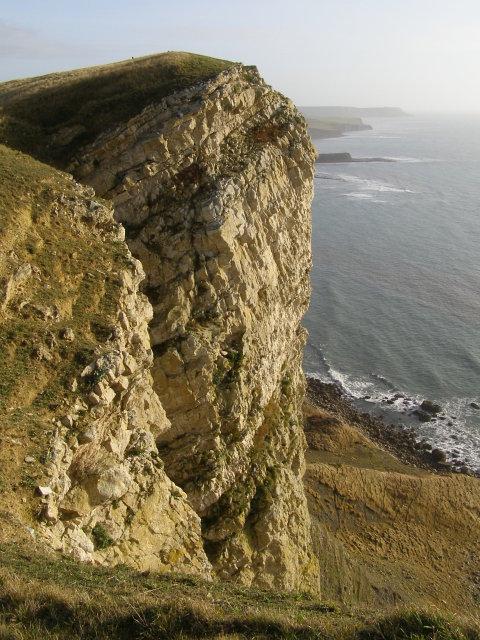 Precipice, Gad Cliff
