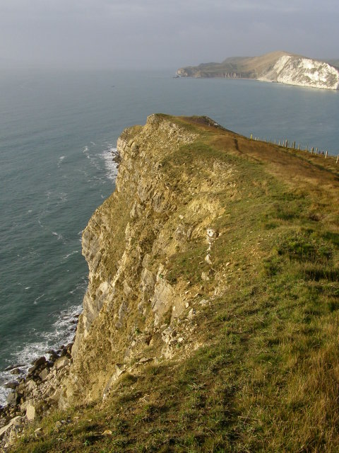 Gad Cliff above Gold Down