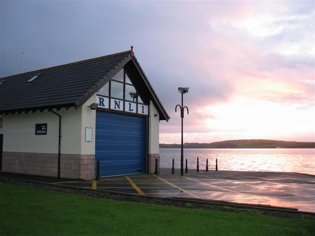 Largs Lifeboat Station