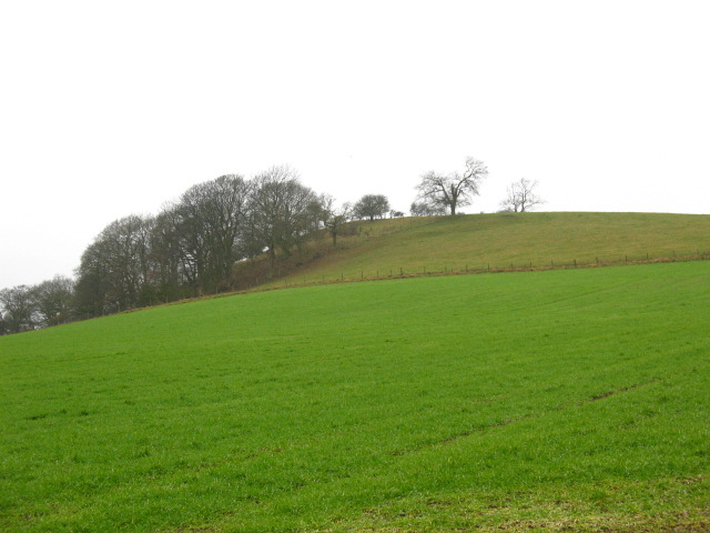 View of Belan Bank from the East