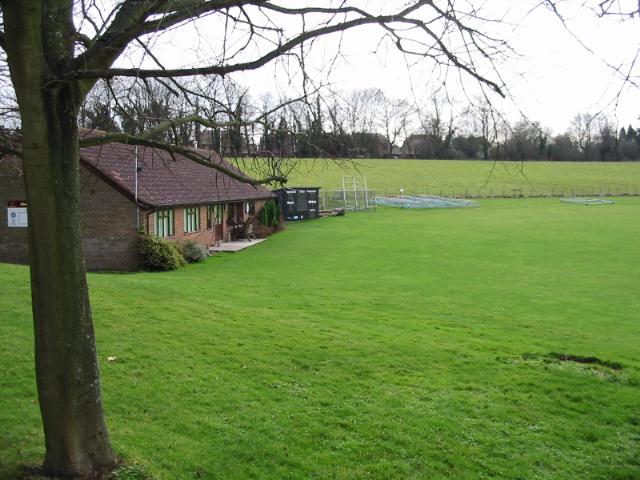 Sibton Park cricket ground, Lyminge