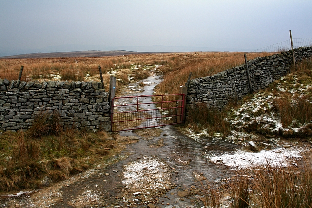Bridleway Over Fleensop Moor (2)