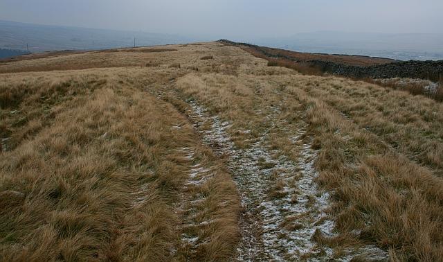 Bridleway Over Horsehouse Moor (2)