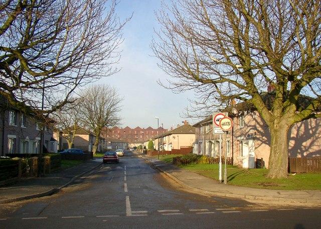 Chestnut Grove, Lancaster