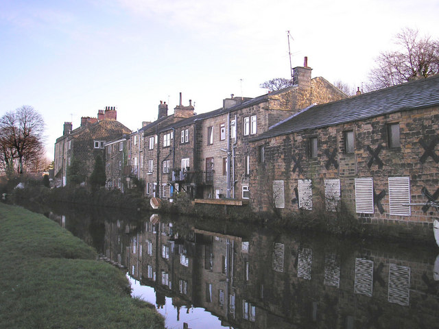 Canal at Rodley