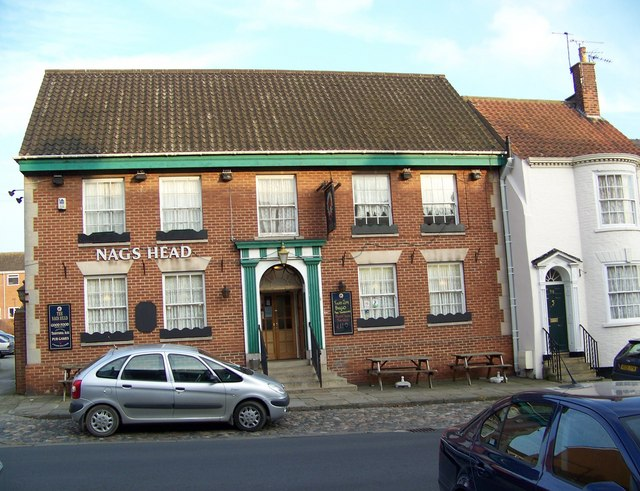 The Nags Head, Market Place, Bridlington