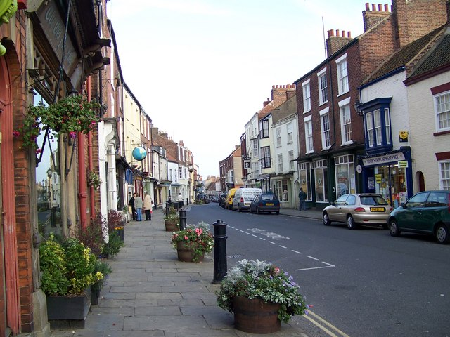 High Street, Bridlington
