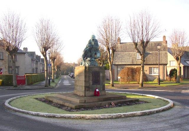 War Memorial, Westfield Memorial Village, Lancaster