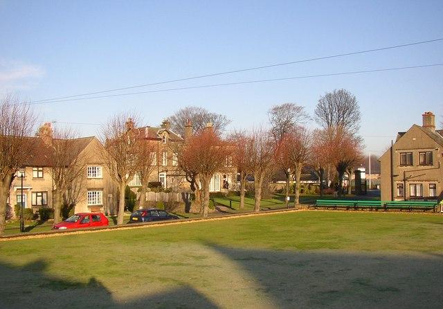 Bowling Green, Westfield Memorial Village, Lancaster
