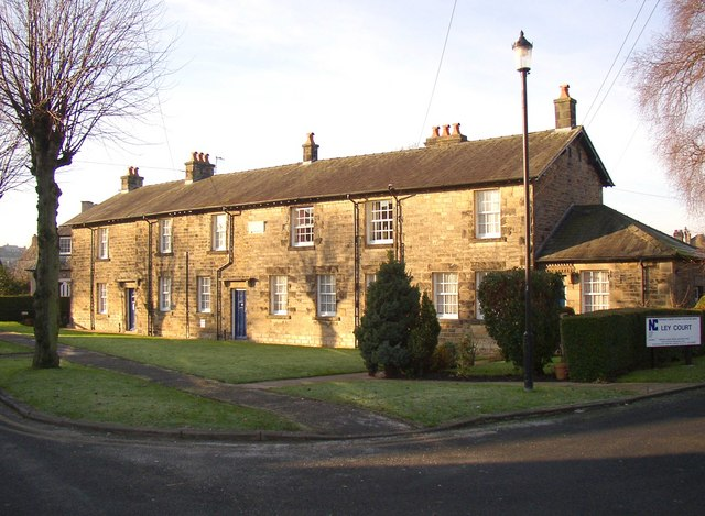 Old-style houses, Westfield Memorial Village, Lancaster