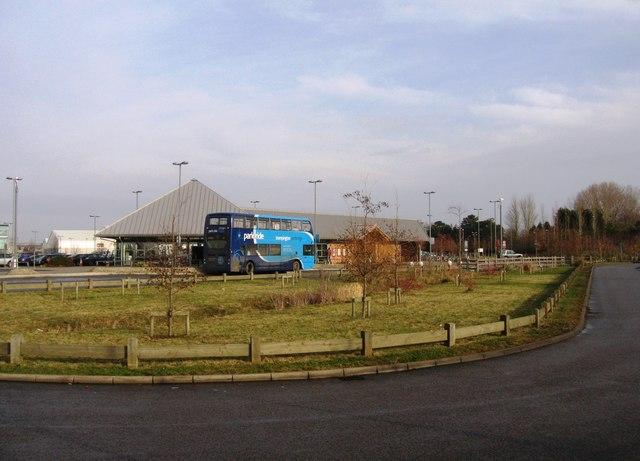 Trumpington Park & Ride