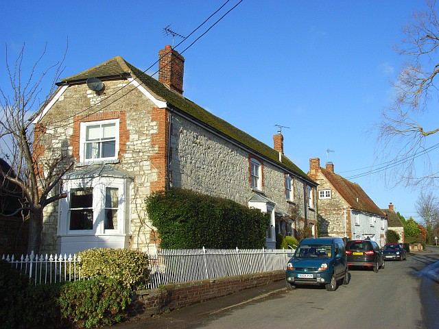 High Street, Uffington