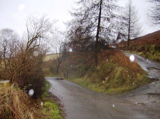 Access to Mynydd Machen Common