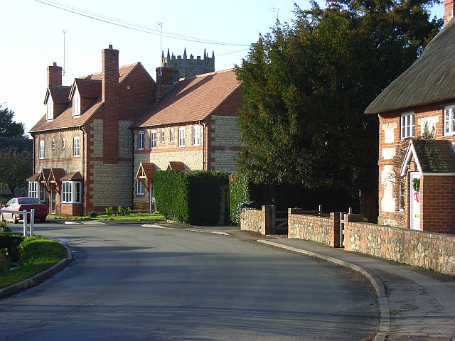 Broad Street, Uffington