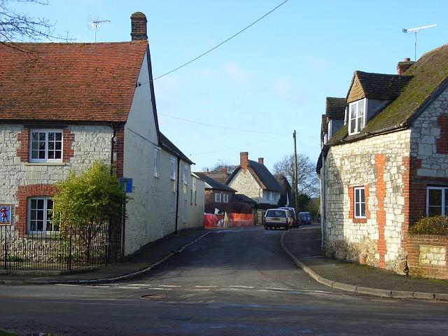 Chapel Lane, Uffington