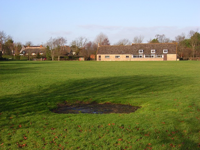 Recreation ground, Uffington