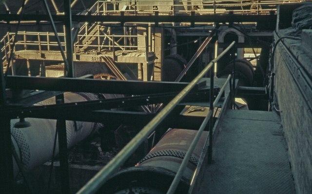 Sundon Cement Kilns, 1974