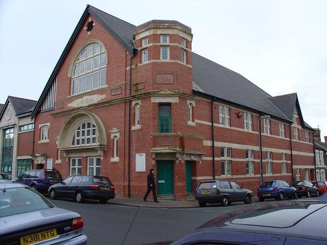 Highfields Church, Monthermer Rd, Cardiff