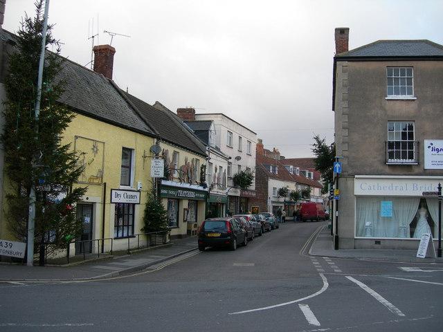 Queen Street, Wells