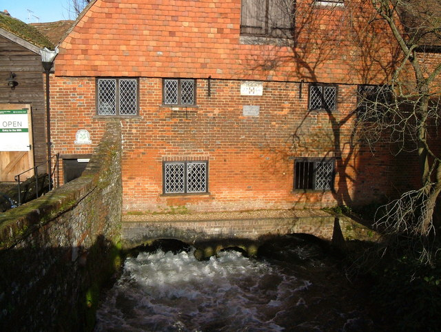 Winchester City Mill.