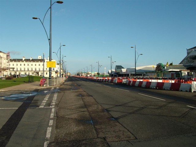 Great Yarmouth Sea Front.