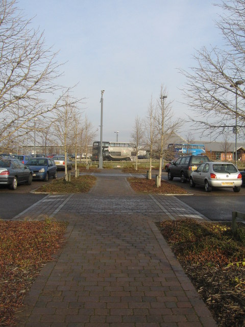 Path and Park & Ride