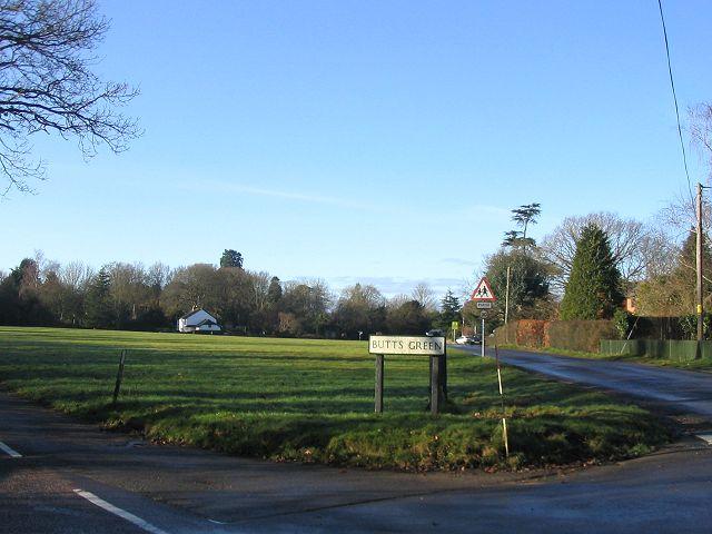 Butt's Green, Lockerley