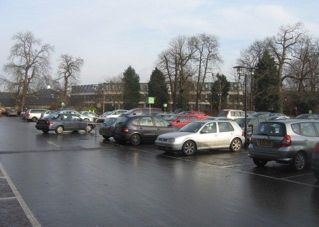 Waitrose Car Park 2