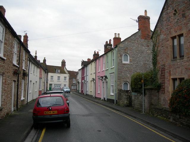 St John Street, Wells