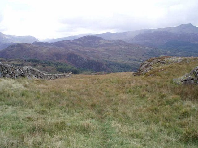 Upper Valley path and bridleway