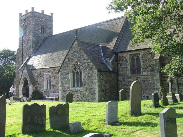 Catwick, St Michael's church
