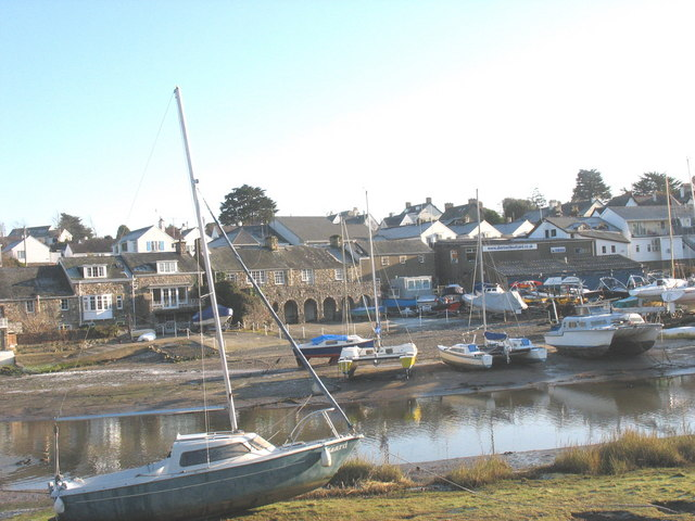 Modernised cottages at Abersoch Harbour