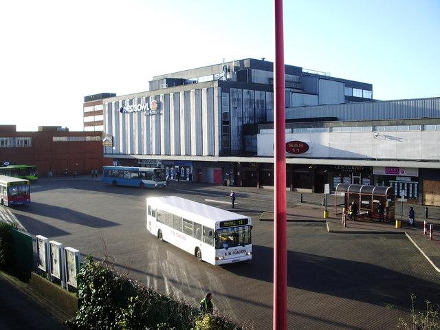 Harlow Bus Station