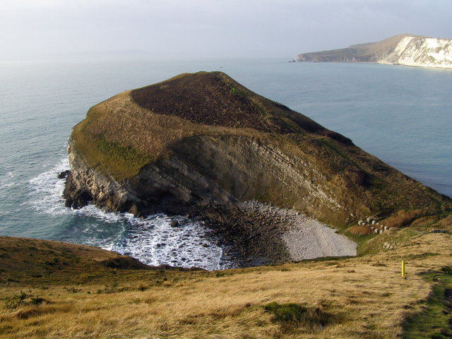Pondfield Cove and Worbarrow Tout
