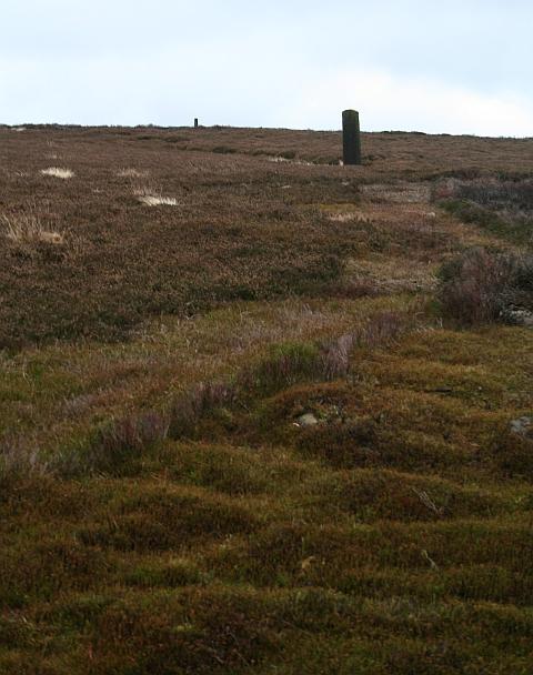 Boundary Stones on Urra Moor