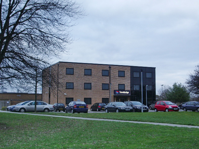 Travelodge, Brickhill Drive, Bedford