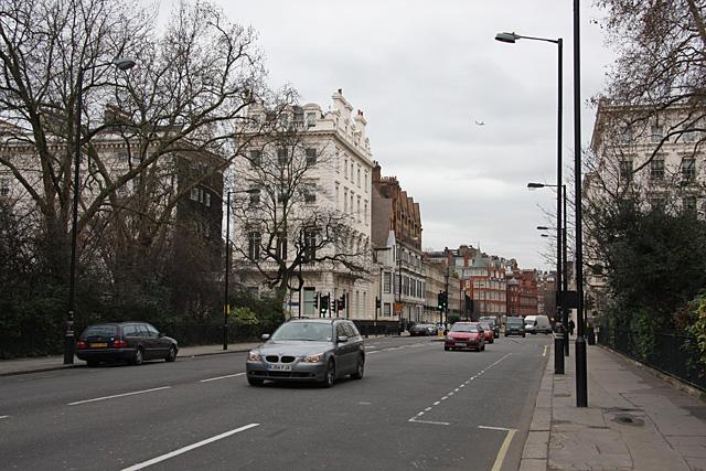 King's Road, Eaton Square
