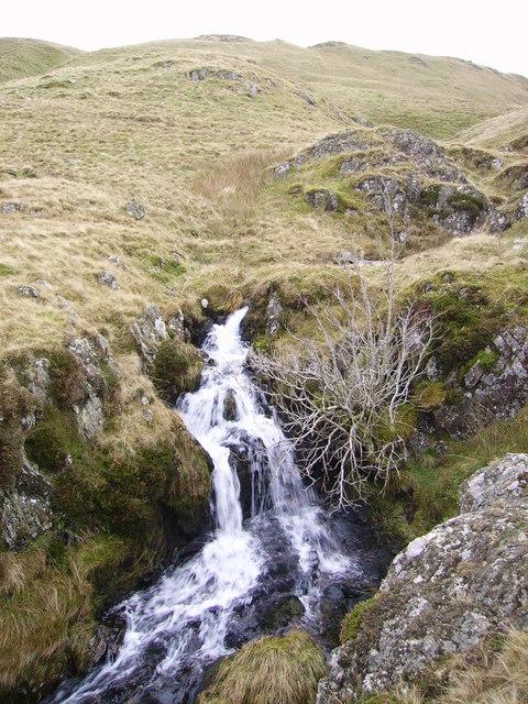 Waterfall, Freeze Beck