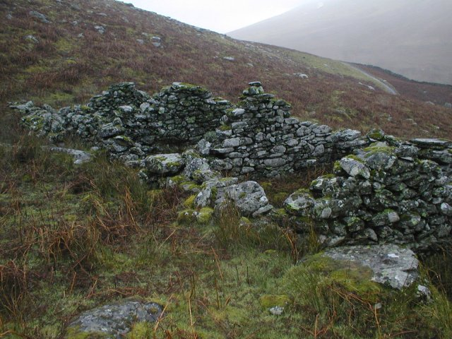 Ruin, Glenderaterra Valley