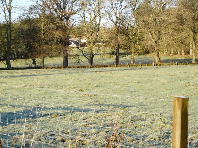 Farmland at Ospisdale