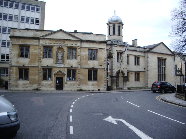 Town Hall, Bedford