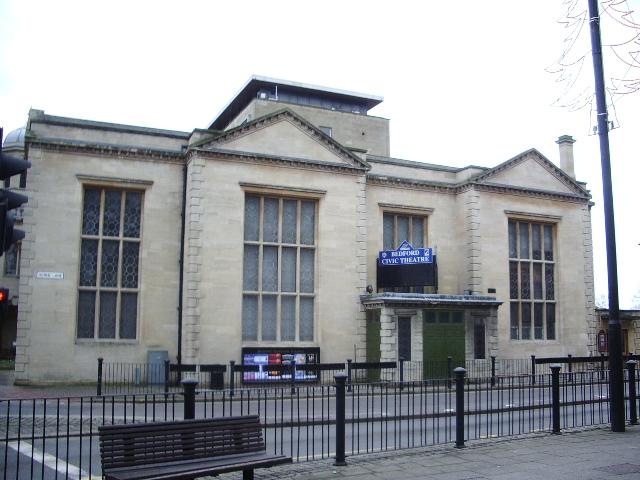 Civic Theatre, Bedford