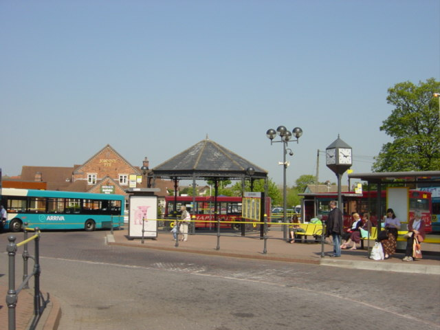 Heswall Bus Station