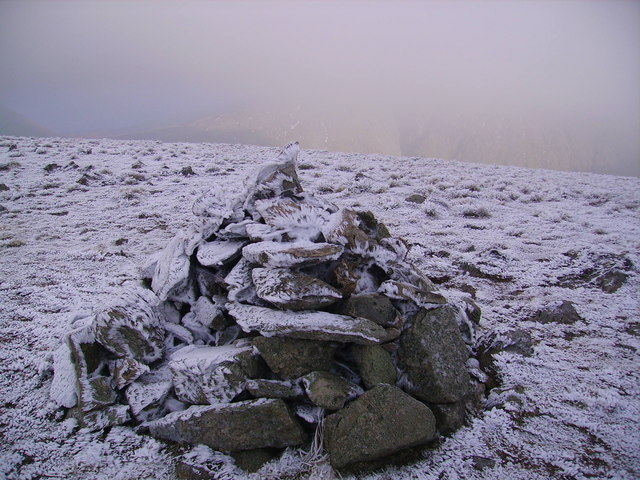 Summit Cairn, Gray Crag