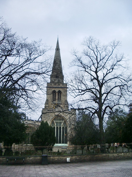 The Church of St Paul's, Bedford