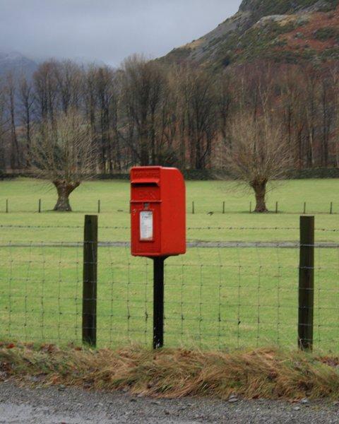 Post Box, Fornside